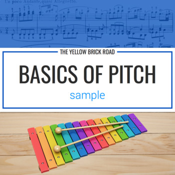 Basics of Musical Pitch Sample