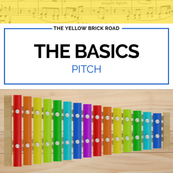 Basics of Pitch in Music
