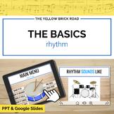 Basics of Rhythm in Music