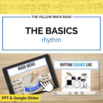 Basics of Rhythm