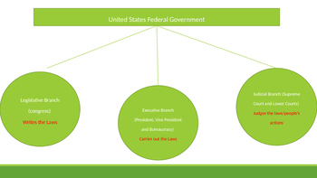 Basics of US Government Branches