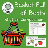 Basket Full of Beats: Food Rhythm Composition ~ Music Centers Stations
