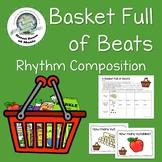 Food Rhythm Composition Activity