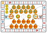 Basketball 11 and 12 Times Table Game
