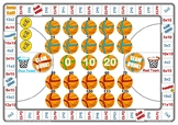 Basketball 2 and 10 Times Table Game