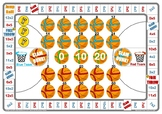 Basketball 2 and 5 Times Table Game