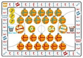 Basketball 7 and 12 Times Table Game