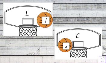 Basketball Alphabet