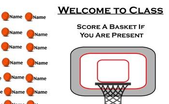 Basketball Attendance