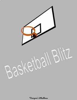Basketball Blitz Warm-Up