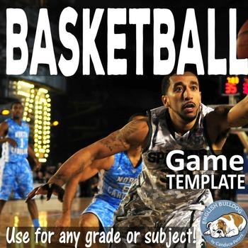 Basketball Bomb Game Template