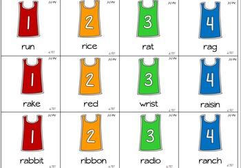 Basketball Bonanza Articulation BUNDLE