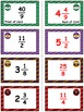 Basketball Bonanza Game Cards (Improper Fractions to Mixed Numbers) Sets 4-5-6