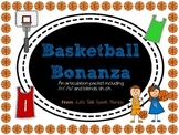 Basketball Bonanza-an Articulation Packet for Speech Thera