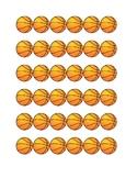 Basketball Border or Band
