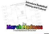 Basketball Bracket - March Madness Culture