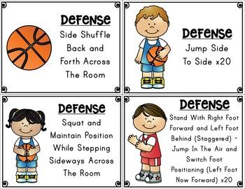 Brain Breaks - Basketball Theme