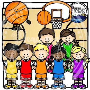 Basketball Clipart Bundle