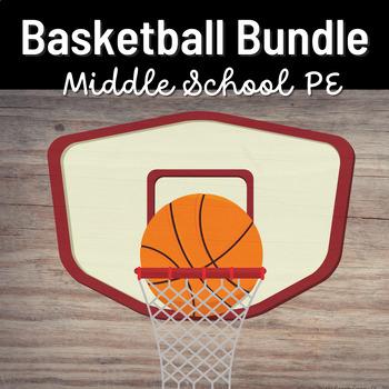 Basketball Bundle - Sport Education in PE