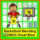 Basketball Bundle for K/1 Sight Words, Word Building, Addition, Antonyms + BONUS
