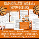 Basketball Challenge Activities Bundle