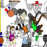 Basketball Clip Art Pack