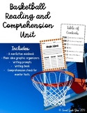 Basketball Comprehension and Reading Unit
