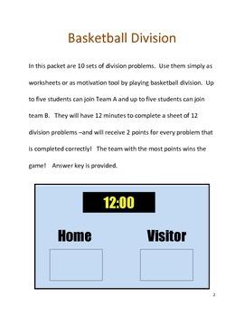 Basketball Division
