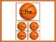 Basketball Dolch Pre-Primer Sight Word Flashcards and Posters