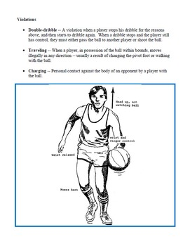 Basketball Dribbling Tips and Activities