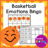 Basketball Feelings and Emotions Bingo
