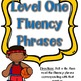Basketball Fluency Phrase Roll & Read (All 6 Levels!)