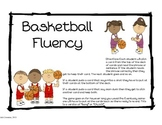 March Madness Basketball Fluency Practice