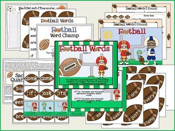 Ball Words Sight Word Mastery System Bundle #2-Editable