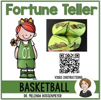 Basketball Fortune Teller Game