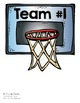 Basketball Freebie {Common Core Math Game - EDITABLE}