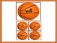 Basketball Fry List 3 From 1st 100  Sight Word Flashcards