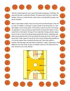 Basketball Fundamentals Rules and Concepts