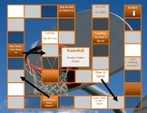 Basketball Game Board Template