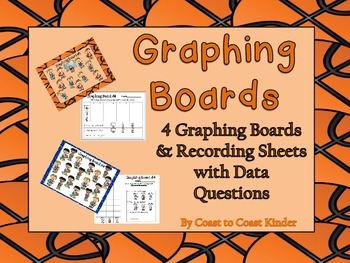 Basketball Graphing Boards and Recording Sheets
