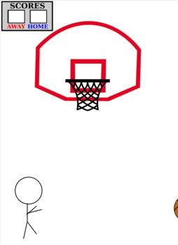 Basketball Incentive for Smartboard