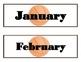 Basketball Calendar! Basketball Bulletin Board! Basketball Theme! Sports Theme!