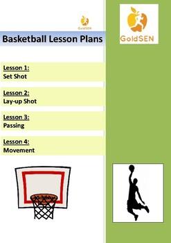 Basketball Lesson Plans