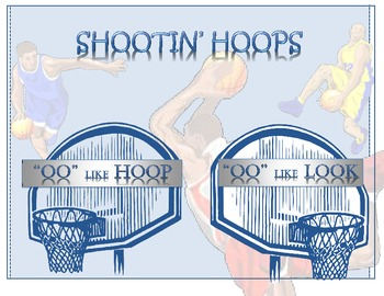 Shootin' Hoops {Basketball Themed Literacy and Math Centers}