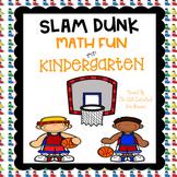 Basketball Madness Slam Dunk Kindergarten Math
