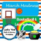 March Madness: Basketball & Leprechaun Fun