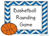 Basketball Math Rounding Game