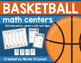 Basketball Math Centers