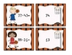 Basketball Math Memory Game- Mixed 2 Digit Addition and Subtraction