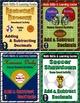 Sports Bundle Math Skills & Learning Center (Add & Subtract Decimals)